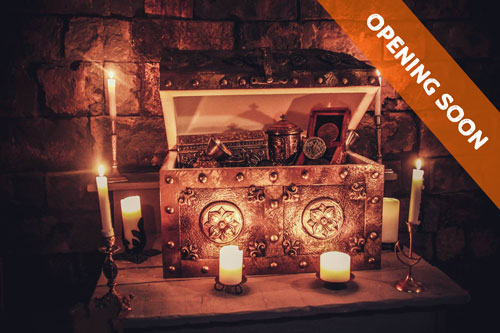 Puzzle Punks - The most thrilling escape room in Brasov! 1