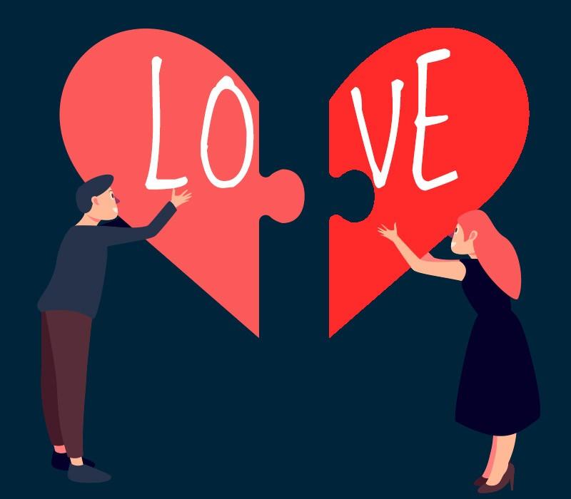 Valentine's day in Brasov