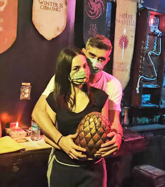 Ziua Indragostitilor la Puzzle Punks Escape Room Brasov